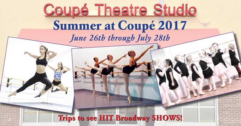 summer program brochure cover