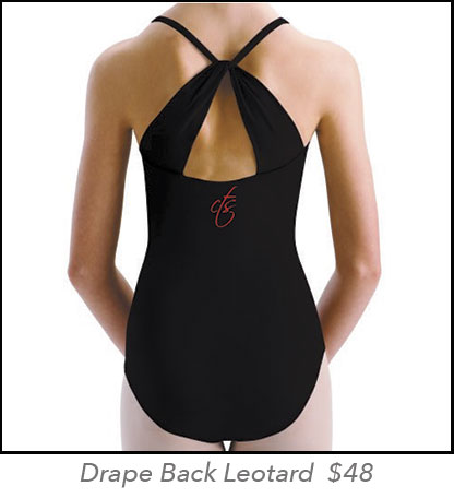 DrapeBack Leotard